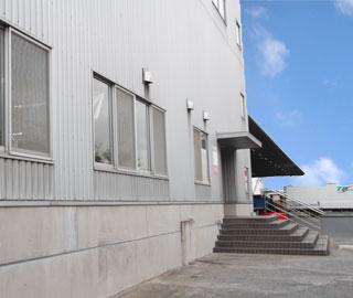 杉田営業所外観