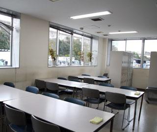 杉田営業所休憩室
